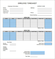 Time Sheet Calculator Templates 15 Download Free Documents In Pdf