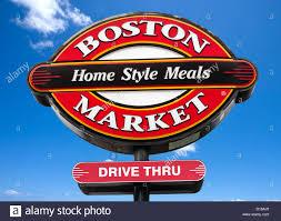 Boston Market Restaurant In Winter Haven Central Florida