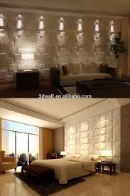 Fiber Sheet Design For Wall Plant Fiber 3d Decorative Wallpapers Wallpaper Decor 3d