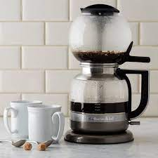 Find kitchenaid coffee product parts. Kitchenaid Siphon Coffee Maker Williams Sonoma
