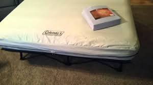 queen size air mattress coleman. Coleman Queen Airbed Cot Review Size Air Mattress M