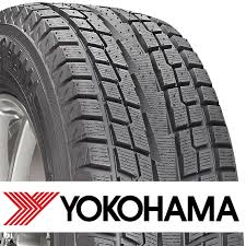 Yokohama IceGuard iG51v Winter Tires | Toyota Sienna (2011 - 2016 ...