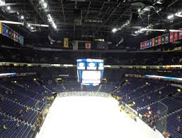 Bridgestone Arena Detailed Seating Chart 38 Expert Bridgestone Arena Nashville Seating Views