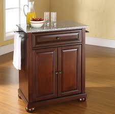 Unfinished Furniture Kitchen Island Kitchen Fine Wooden Portable Kitchen Island On Wheels Unfinished