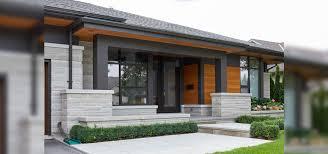 Haus Design Firm Modern Bungalow Modern Portfolio David Small Designs