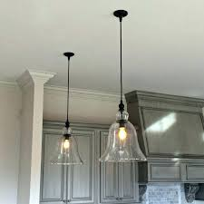 clear glass pendant shade light large size of pendant lamps clear glass lights for kitchen dining