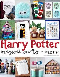 magical harry potter crafts ideas