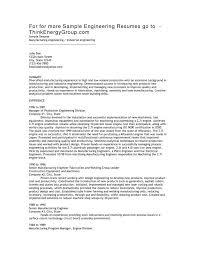 Cover Letter Objective Resume Sample For Diesel Mechanic Internship