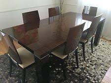 italian lacquer furniture. Stromboli - Alf Group Italian Modern Dining Table Lacquer Furniture