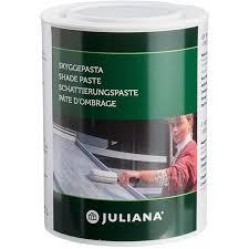 Craie en pâte Juliana pour ombrage de serres, nettoyable