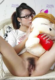 Hairy Asian Babe with Open Pussy Image Gallery 249879