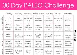 In This Article We Will Present You One Month Paleo Low Carb