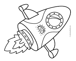 Small Picture Rocket Ship Coloring Pages For Kids Archives New Rocket Ship
