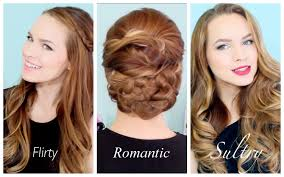 Occasion Hair Style 3 valentines hairstyles for any occasion februhairy day 4 1377 by stevesalt.us