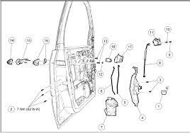 2000 ford focus door lock diagram 5 2000 Ford Focus Door Lock Diagram 2000 Ford Focus Valve Body Diagram