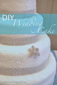 diy wedding cake. DIY Wedding Cake