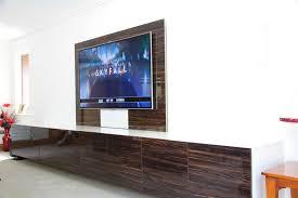 cinema room furniture.  Furniture Wall Mounted TV With Floating Media Storage And Cinema Room Furniture