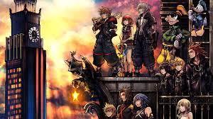 Kingdom Hearts 3 Characters 4K ...