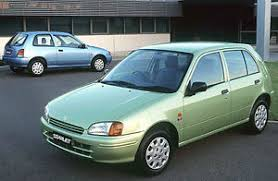 TOYOTA STARLET GLANZA & COROLLA ENGINE 4E-FE 2E WORKSHOP SERVICE ...