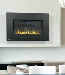 vent free natural gas fireplace wall hanging vent free fireplace with optional surrounds and front models