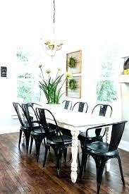white farm table. White Farmhouse Dining Table Set Room . Farm