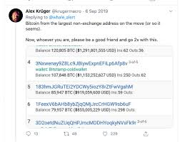 July 14, 2020 at 11:36 pm. Here Are The 5 Biggest Bitcoin Transactions In History Cryptovantage