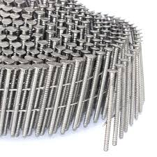 snless steel ring shank siding nails