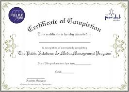 Certificate Of Training Completion Template Course Certificate Template Andrewhaslen Co