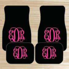 decorative rubber floor mats. Decorative Car Floor Mats Photo 3 Of 7 Personalized Monogrammed By Superior . Rubber T