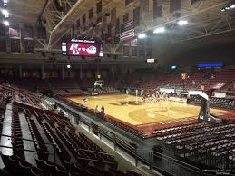 Conte Forum Interactive Seating Chart Conte Forum Section U Rateyourseats Com
