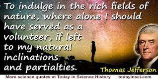 Famous Quotes By Thomas Jefferson Gorgeous Thomas Jefferson Quotes 48 Science Quotes Dictionary Of Science