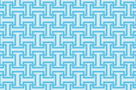Athena Lake <b>Blue Stylish</b> Tile <b>Pattern</b> By Artaic