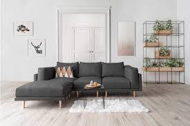 Clooods Sofa Set Scandi Style