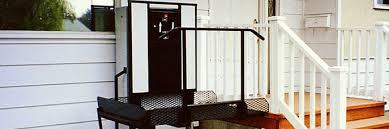 wheelchair lift for home. Modren Home Porch Lift Home Wheelchair Lift With Lift For L