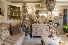 Kent Cottage shabby-chic-style-living-room