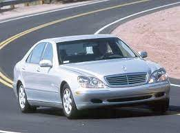 It debuted in europe last fall and is now making its appearance at u.s. 2000 Mercedes Benz S Class Values Cars For Sale Kelley Blue Book