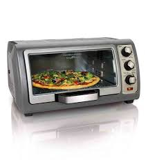 hamilton beach toaster oven review