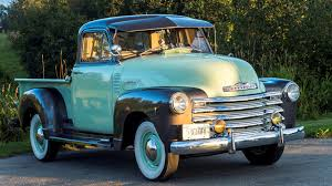 1953 Chevrolet 3100 Pickup | T163 | Dallas 2016