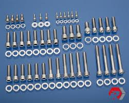 tuned port injection tpi tuned port injection plenum stainless bolt kit gm 305 350 camaro corvette