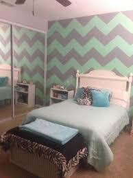 Mint Green Amp Gray Chevron Walls Home Decor Pinterest Gray Chevron Home  Decor