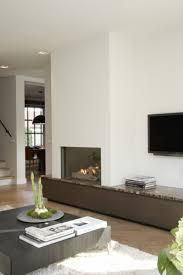 Moderne Woonkamer Inspiratie камины Interior Fireplace Remodel