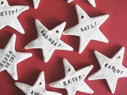 Salt Dough Christmas Gift Tags Salt Dough Christmas Gifts