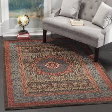 4 x 7 area rug magnificent com safavieh mahal collection mah620c traditional oriental