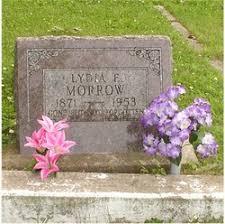 Lydia E. Freeman Morrow (1871-1953) - Find A Grave Memorial