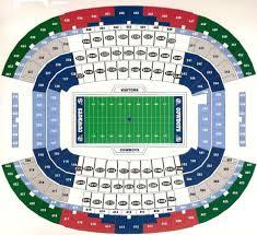Dallas Cowboys Stadium Seating Chart Nfl Football Stadiums Dallas Cowboys Stadium Cowboys Stadium