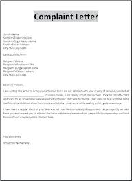 How To Write A Complaint Letter To Landlord Acepeople Co