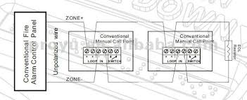 2 wire manual call point with pull down plate without breaking fire alarm wiring diagram schematic at Fire Alarm Wiring Diagram Manual