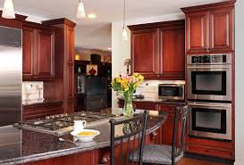 Crown Moulding Cabinets Stacked And Stepped Crown Molding Cabinet Improvements