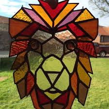 12 stunning diy stained glass window plans mymydiy inspiring diy projects