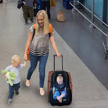 features to look for in your plane travel car seat